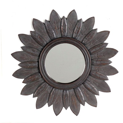 "Safavieh Home Collection Grey ""Sun King"" Mirror"