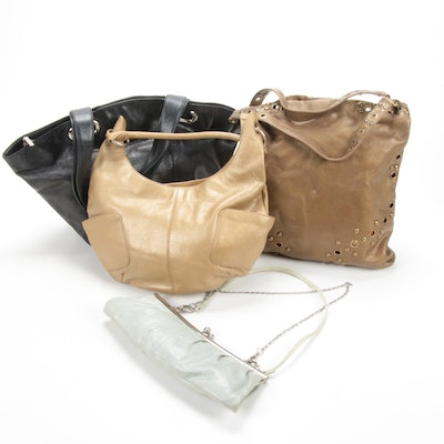 Hobo International Leather Handbags