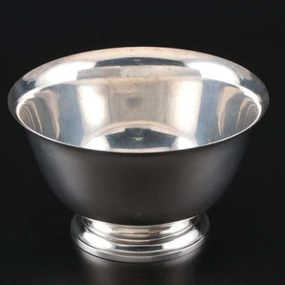 Tiffany & Co. Sterling Silver Paul Revere Bowl, Mid/Late 20th Century