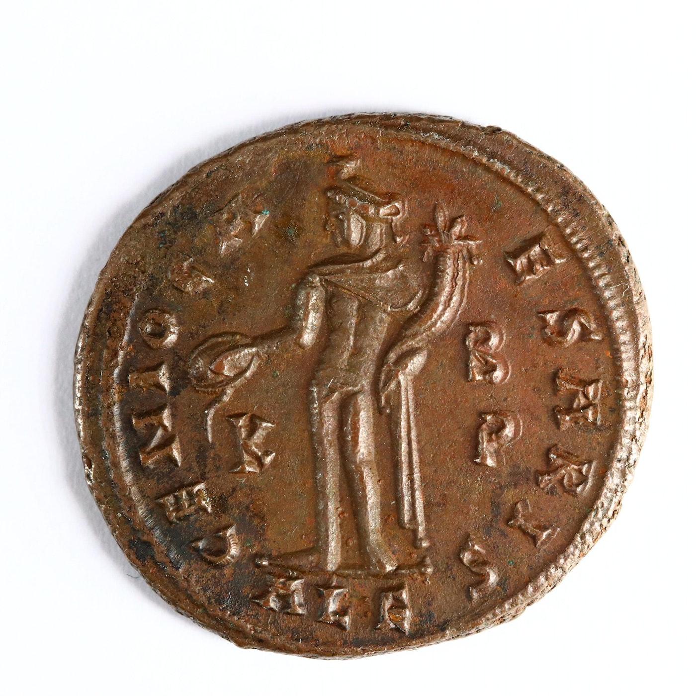 Follis - Licinius I (GENIO POP ROM) - Rome (ancient) - Numista