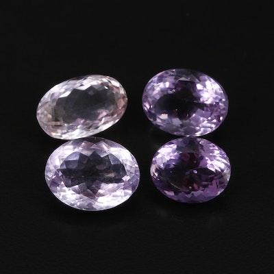 Loose 46.12 CTW Amethyst Gemstones