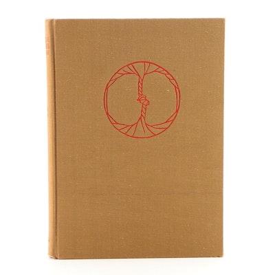 """Scarce 1939 Signed """"Japanese Wood-block Printing"""" by Hiroshi Yoshida"""