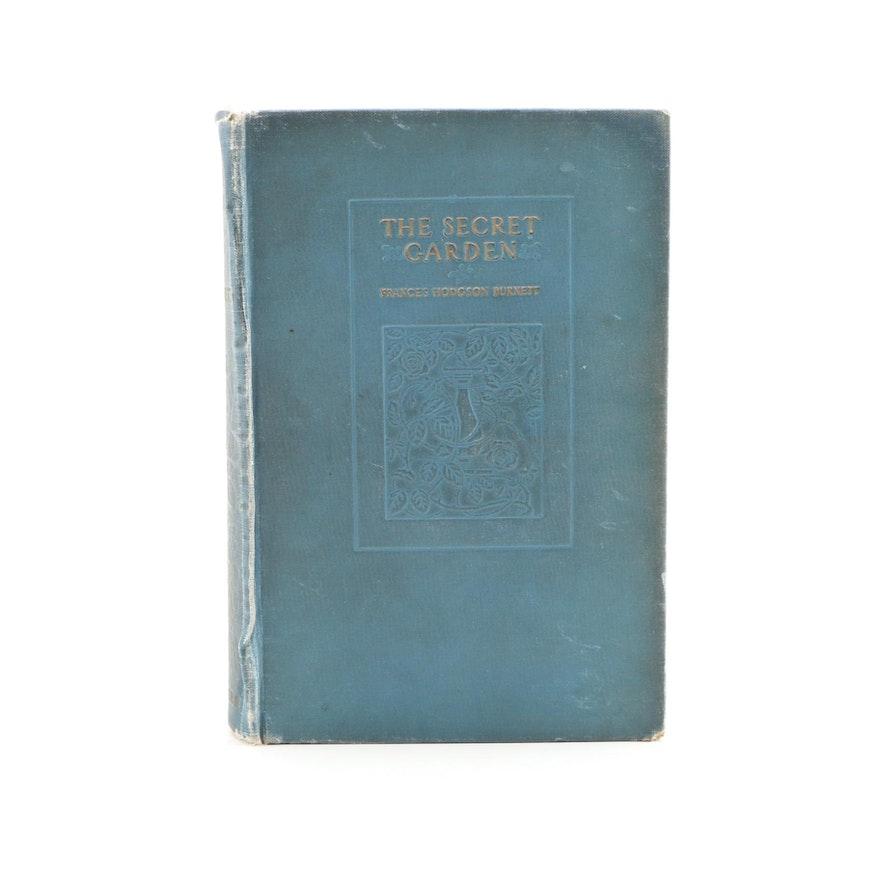 "First American Edition ""The Secret Garden"" by Frances Hodgson Burnett, 1911"