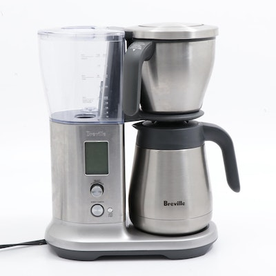 Breville Precision Brewer Coffee Maker with Insulated Carafe