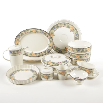 """Mikasa """"Garden Harvest"""" Stoneware Serveware"""