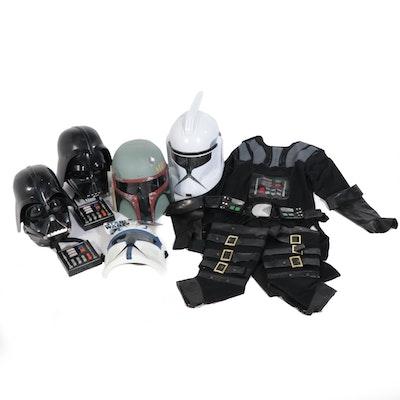 """Star Wars"" Helmets and Masks Featuring Boba Fett Mandalorian Helmet"