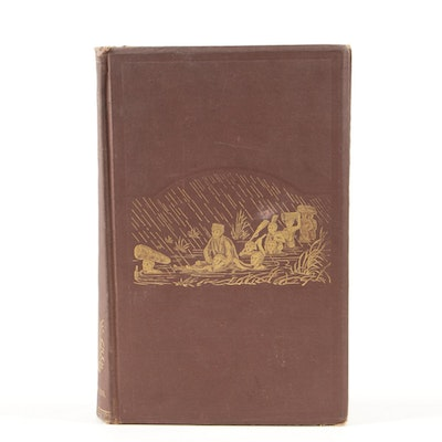 "1875 ""The Last Journals of David Livingstone in Central Africa"" by Livingstone"