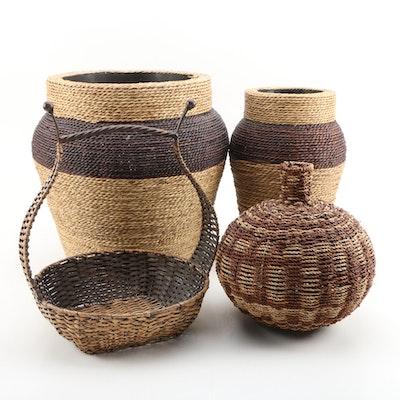 Decorative Basket Collection