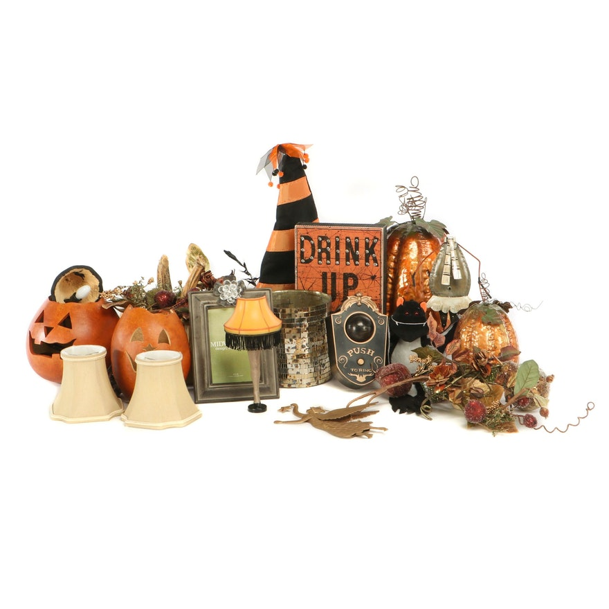 Halloween and Fall Home Décor and More