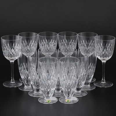 Waterford Ice Tea and Wine Glasses