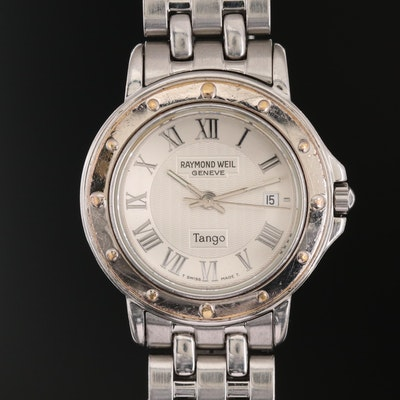 Raymond Weil Tango Stainless Steel Quartz Wristwatch
