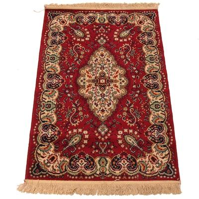 3' x 5' Power Loomed Persian Tabriz Style Rug, 2000s
