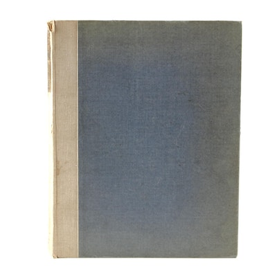 """Signed Limited Edition """"The Sport of Our Ancestors"""" by Willoughby de Broke, 1921"""
