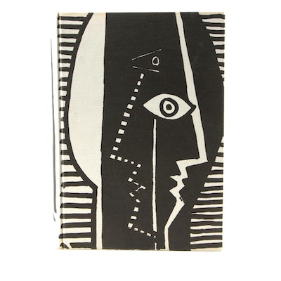 """""""Picasso"""" by Wilhelm Boeck and Jaime Sabartés, 1957"""