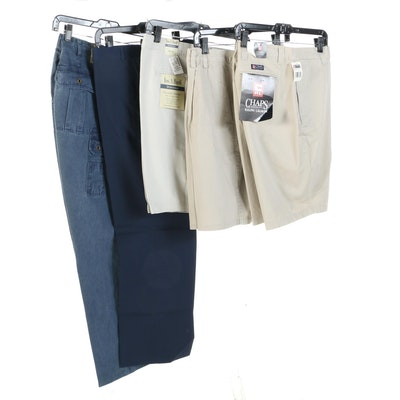 Men's Jos. A. Banks, Lands' End, Eddie Bauer, Chaps and More Pants and Shorts