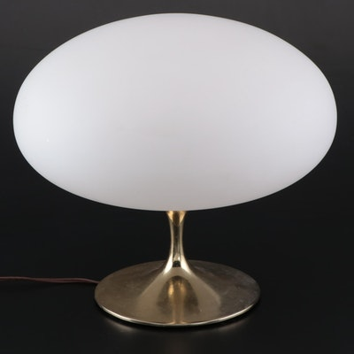 "Laurel Lamp Co. Mid Century Modern ""Mushroom"" Lamp, 1960s"