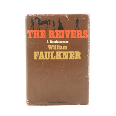 "First Printing """"The Reivers"" by William Faulkner"