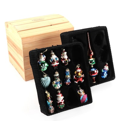 """Museum Thomas Series"" Christmas Ornaments"