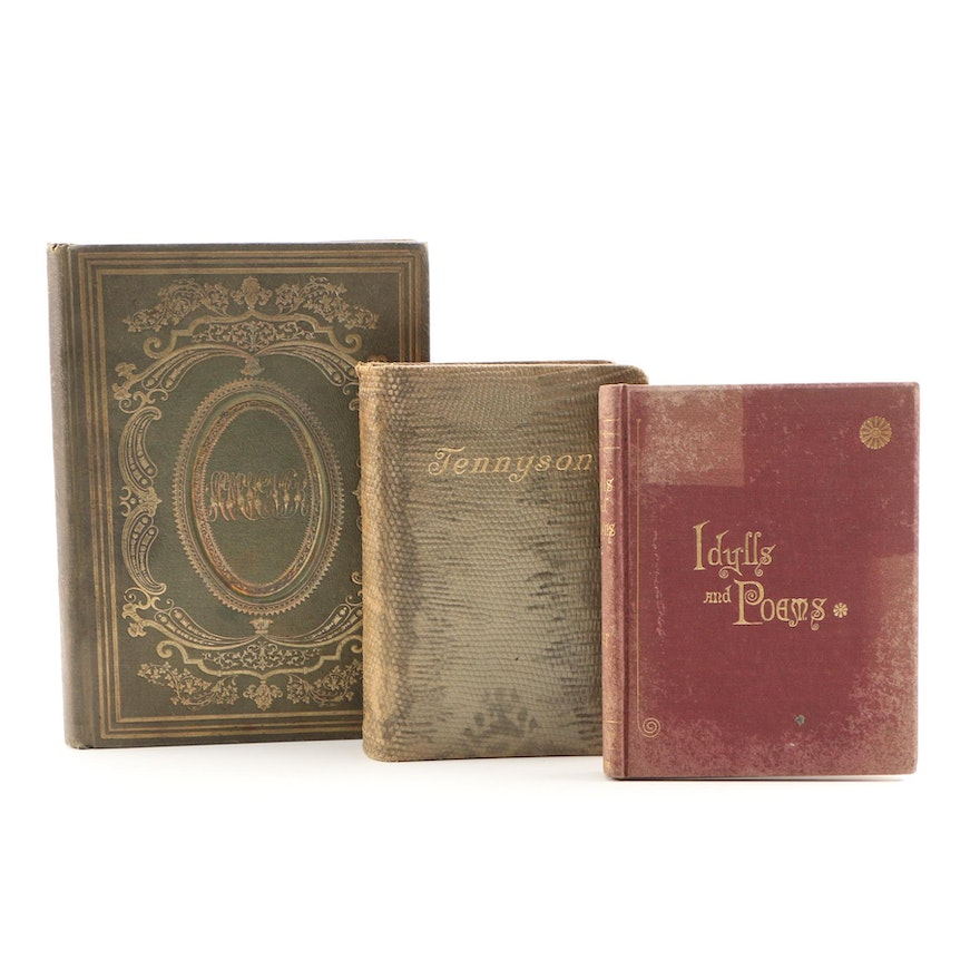 "1853 ""The Gem of the Season"" with other Books"