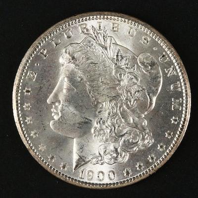 1900-O Silver Morgan Dollar
