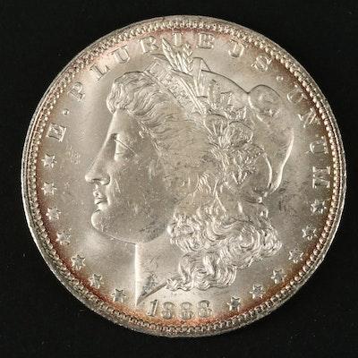 1888-O Silver Morgan Dollar