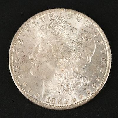 1883-O Silver Morgan Dollar