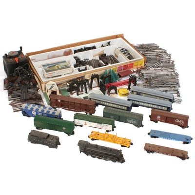 Lionel Train Set, Late 20th Century