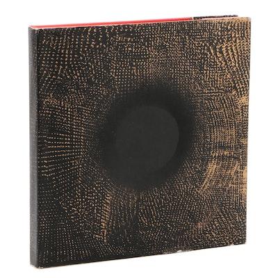 """Signed """"Otto Piene: Werkverzeichnis der Druckgrafik 1960–76,"""" 1977"""