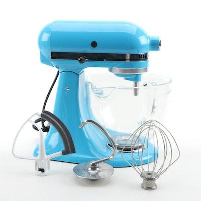 KitchenAid Sky Blue 300 Watt Stand Mixer
