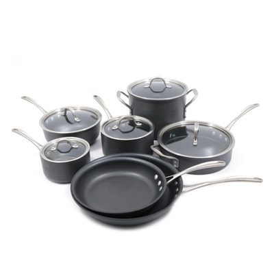Calphalon Hard Anodized Aluminum Pots, Pans, and Skillets