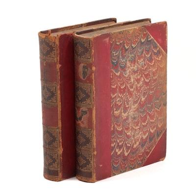"""1865 """"Canterbury Tales"""" by Harriet Lee"""