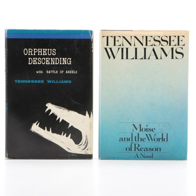 """""""Orpheus Descending"""" and """"Moise and the World of Reason"""" by Tennessee Williams"""