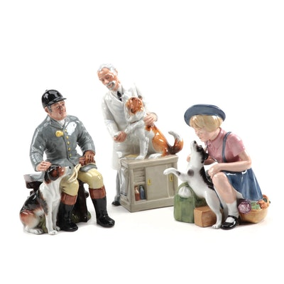 Royal Doulton Bone China Figurines