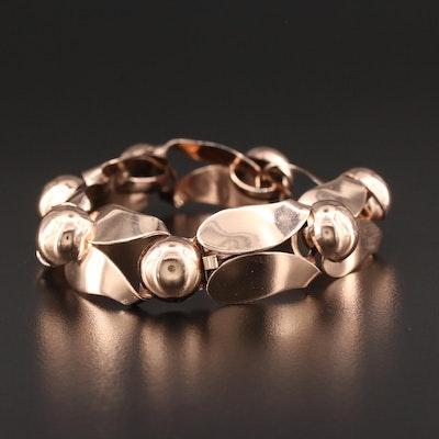 Vintage Napier Sterling Silver Bracelet