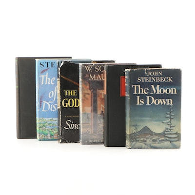 Classic Books by Nobel Laureates and Other Prize Winning Authors including Lewis