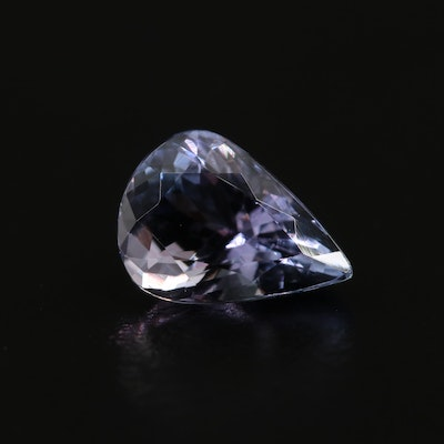Loose 2.05 CT Tanzanite Gemstone