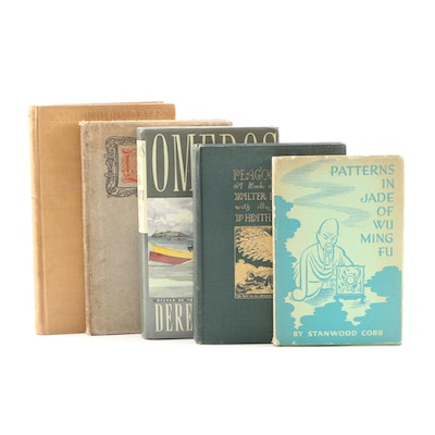 """Signed Special Edition """"Omeros"""" by Derek Walcott and More Poetry Books"""