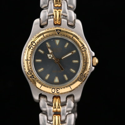 Citizen Elegance Two Tone Quartz Wristwatch