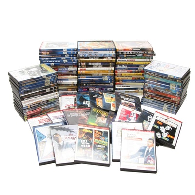 Drama, Musicals and Westerns DVD Collection