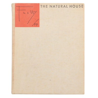 """""""The Natural House"""" by Frank Lloyd Wright, 1954"""