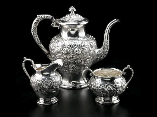 Antiques, Décor, Sterling Silver & More