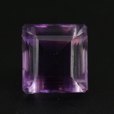Loose 46.66 CT Amethyst Gemstone