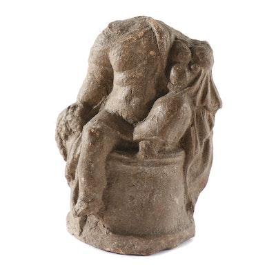 Greco-Roman Style Terracotta Votive Figurine