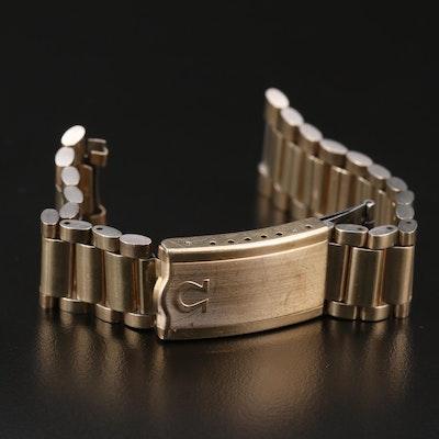 Vintage Omega 14K Gold Filled Bracelet