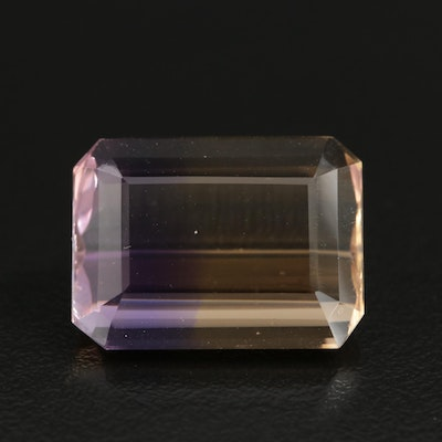 Loose 18.50 CT Ametrine Gemstone