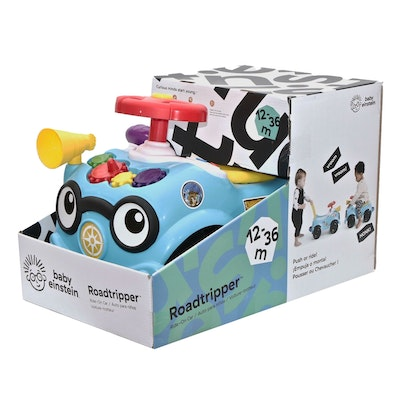 Baby Einstein Roadtripper Ride-On Car,
