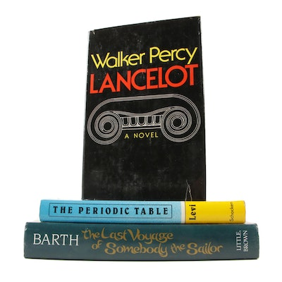 "First Edition Books Including Signed ""The Last Voyage of Somebody the Sailor"""
