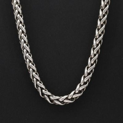 David Yurman Figaro Pearl Necklace