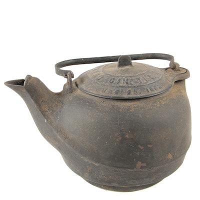 Chamberlain & Co. Cast Iron Kettle Pot