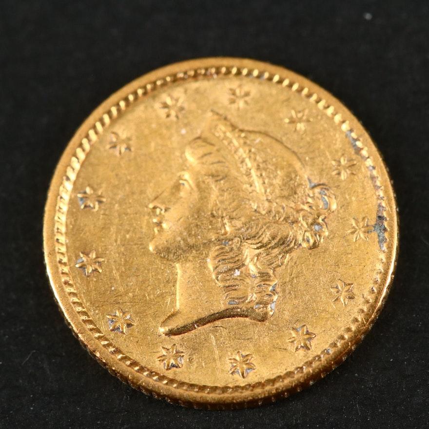 liberty $1 coin